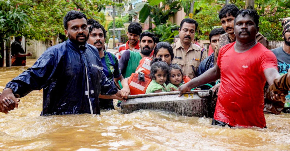 Help Kerala flood survivors