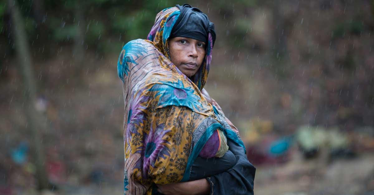 Rohingya refugee crisis one year later
