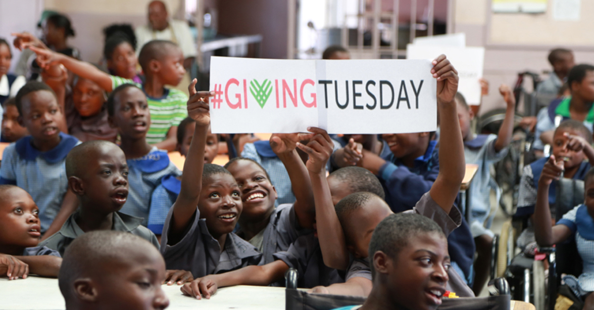 #GivingTuesday tips