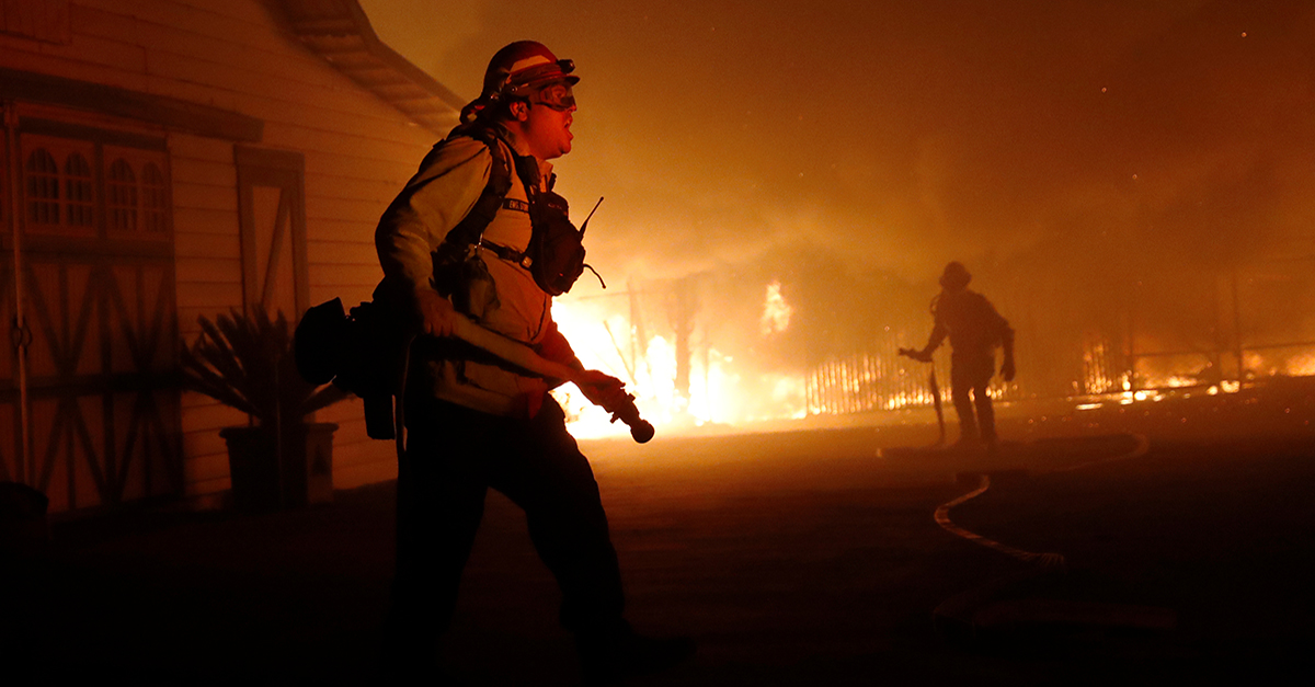 How to help California wildfire survivors