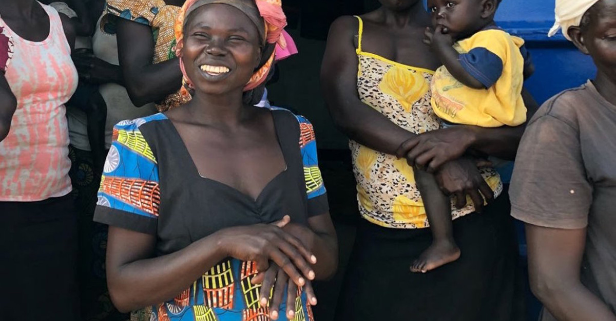 Fundraising For South Sudanese Refugees