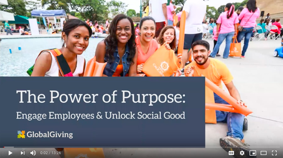 Power of Purpose In the Workplace