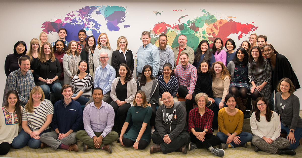 2019 GlobalGiving Team