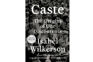 """Cover of """"Caste: The Origins of Our Discontents"""