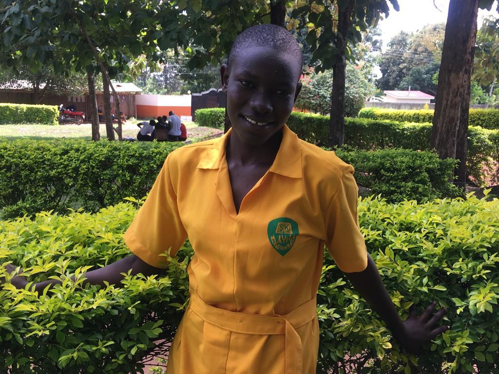 Rebecca who studies STEM education at Yiya