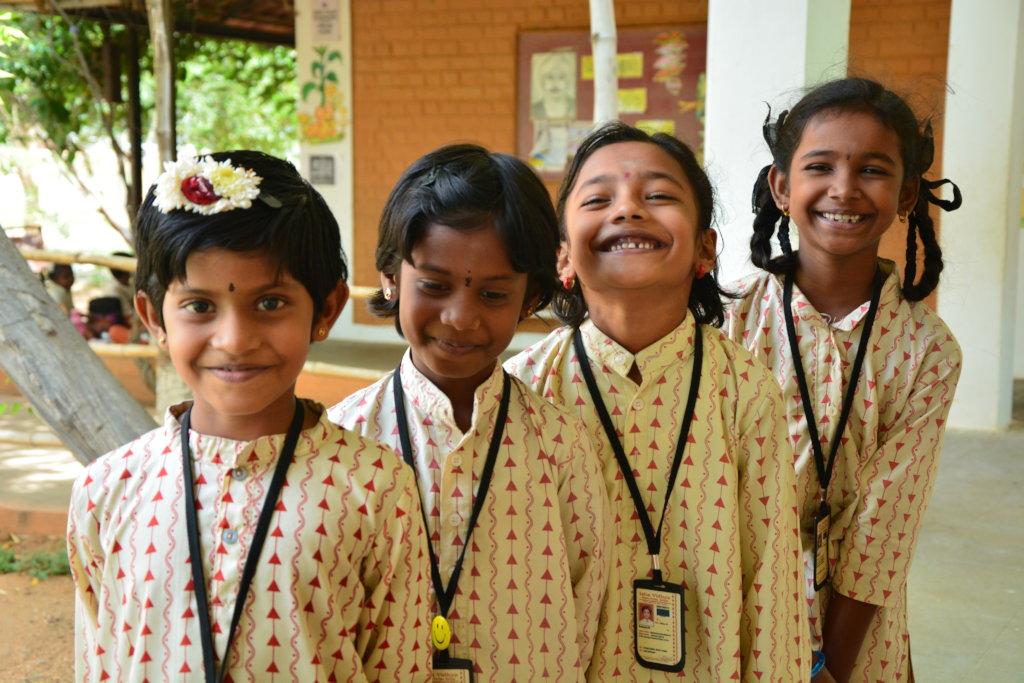 empower india girls through education
