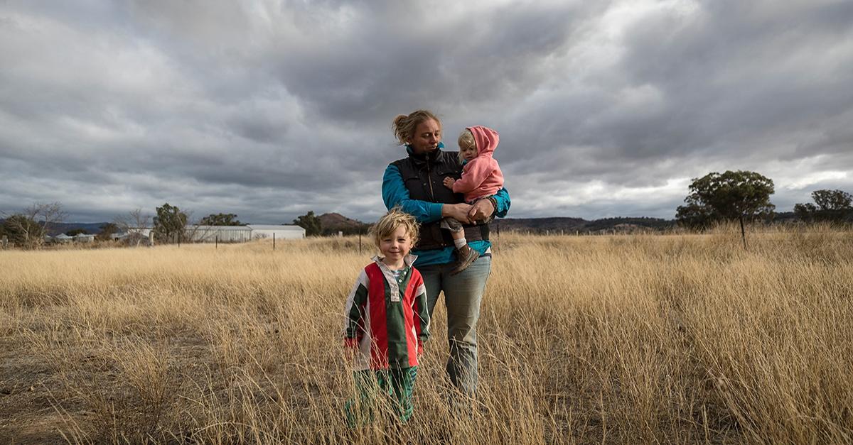 GlobalGiving Australia Wildfire Response