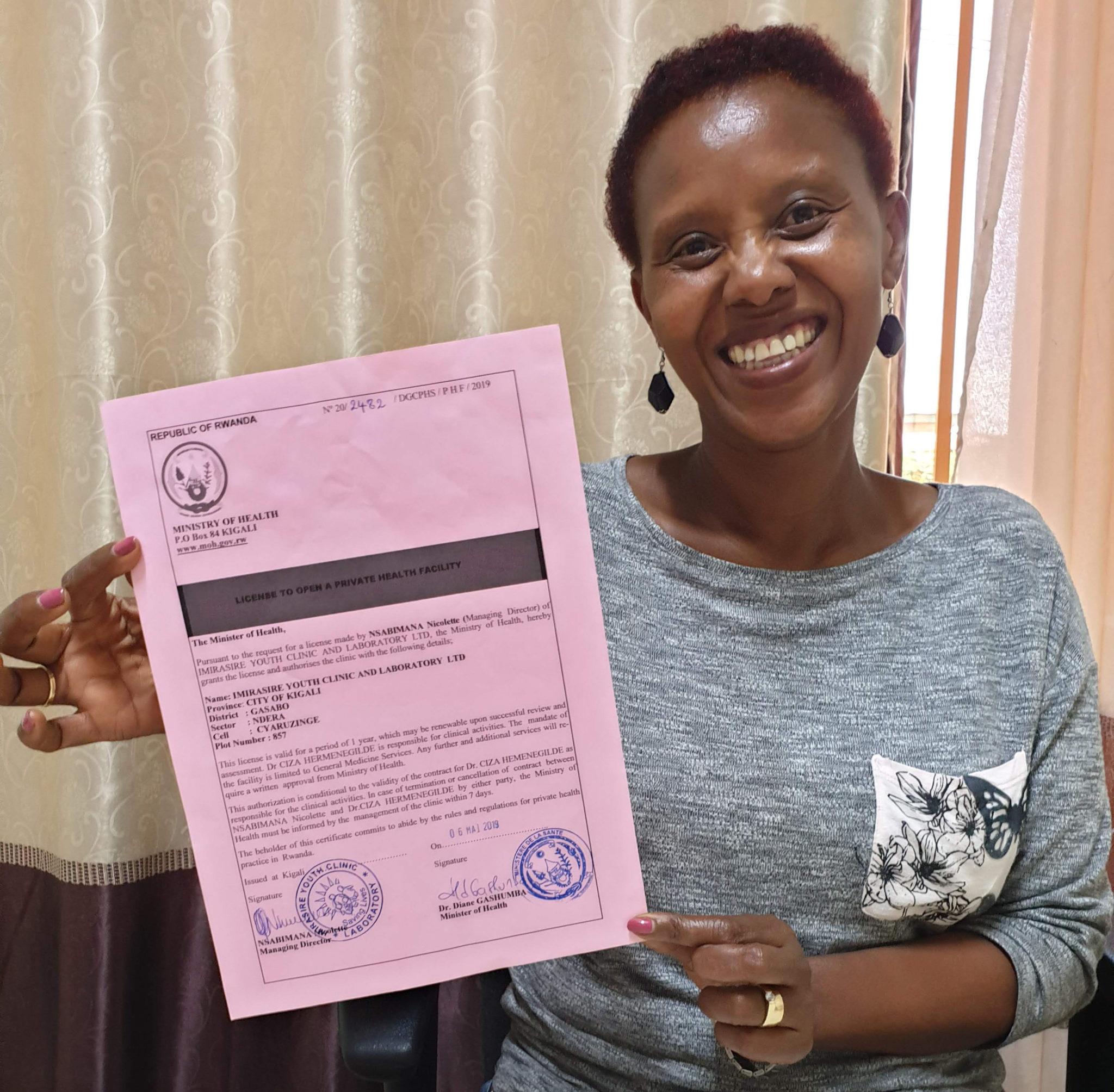 A heartwarming story from Rwanda