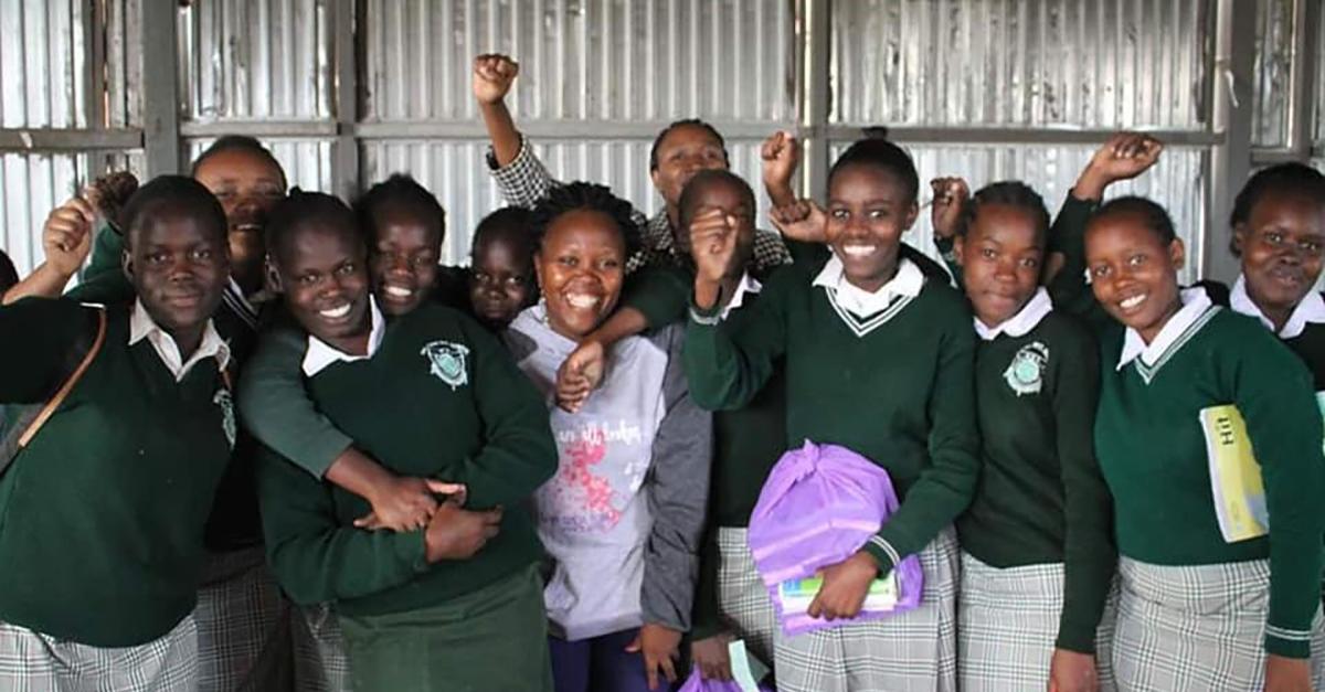 Fundraising Kenya