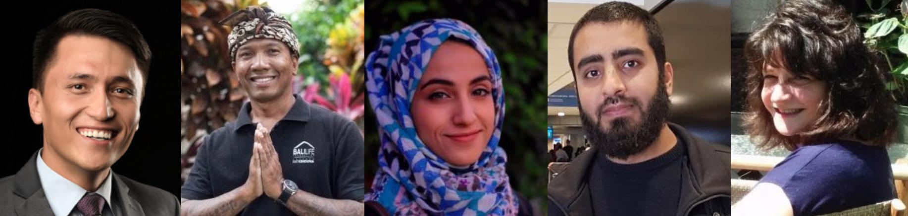 GlobalGiving 2020 Disaster Feedback Fellows