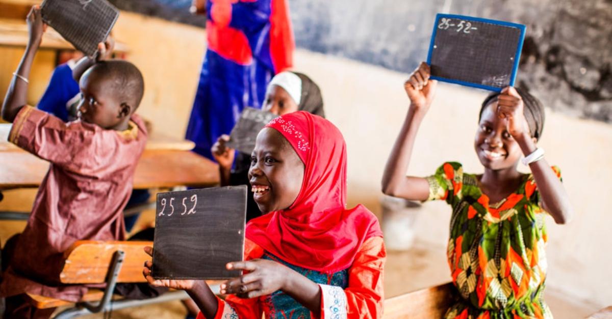 nonprofits gender equality