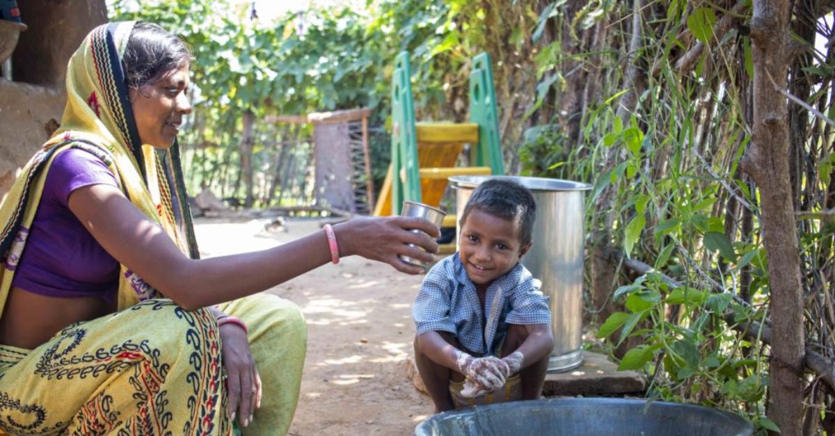 COVID-19 relief in India