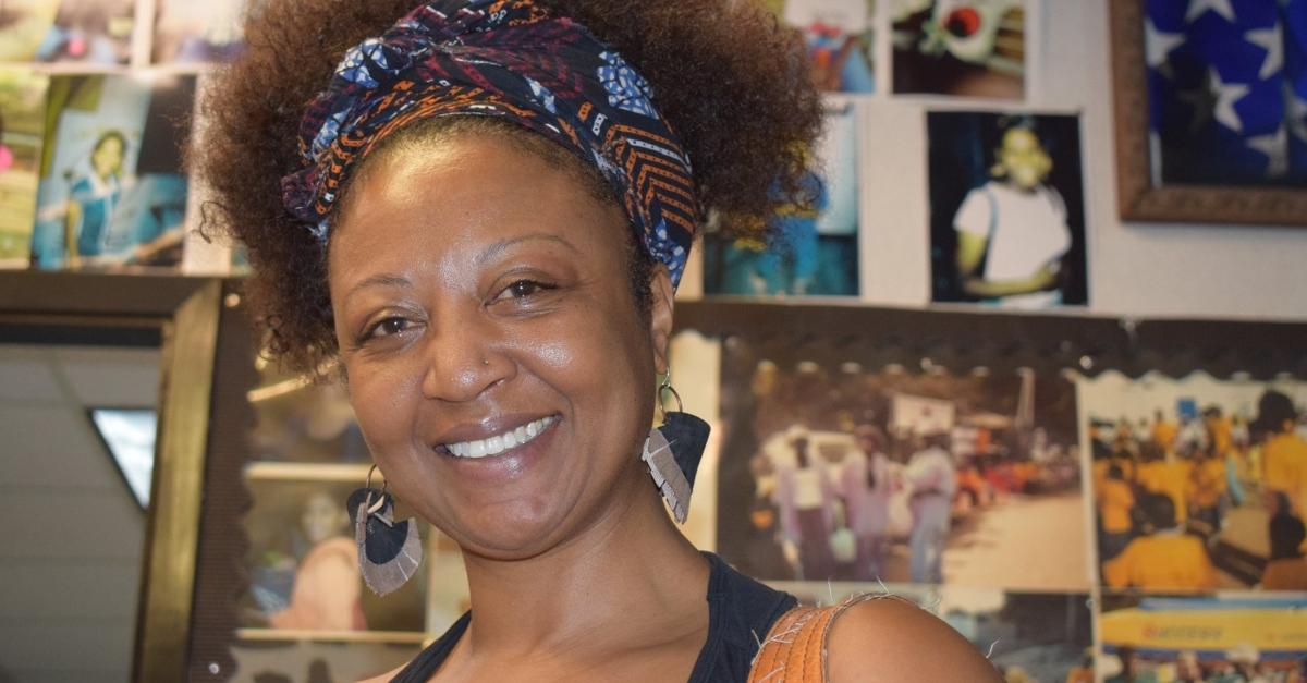 Headshot of Shondra Muhammad at S.H.A.P.E. Community Center