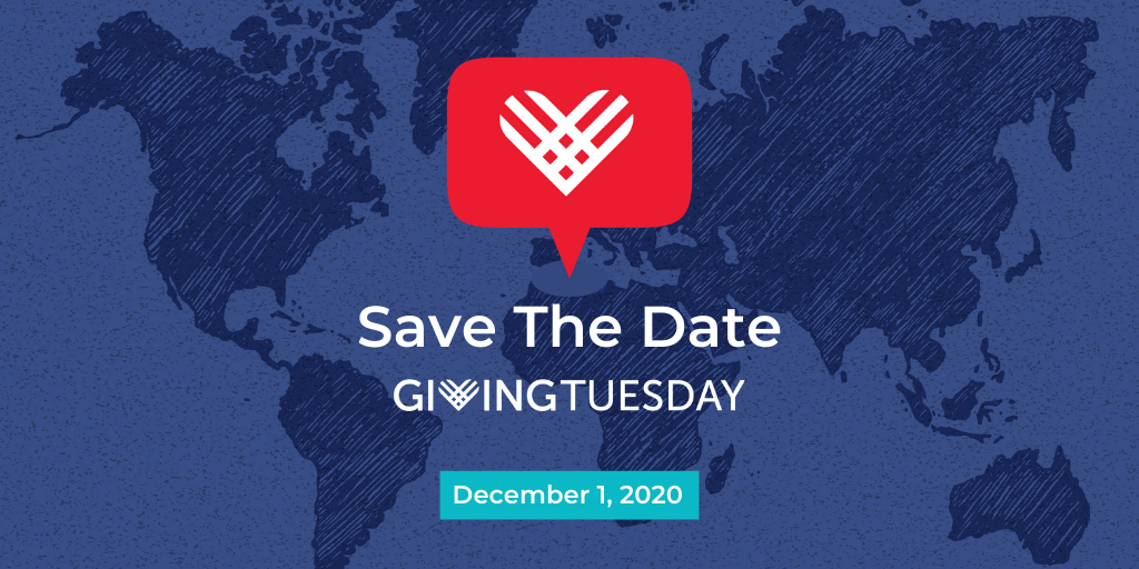 #givingtuesday save the date (12/3/2019)