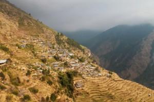 Houses in Kashigaun