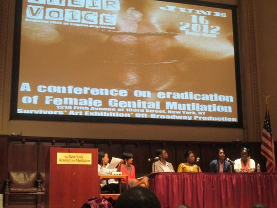 Survivors speak out at THEIR VOICE conference