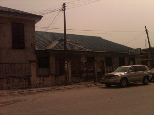 Unfinished expanded hospital