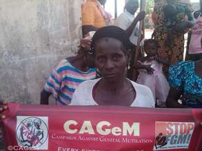 Free Female Genital Mutilation repair surgery