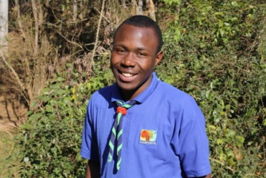 Nhlanhla Khosa 1st Mavele Scout Troop