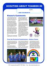 Scouting About Tzaneen #8 (PDF)
