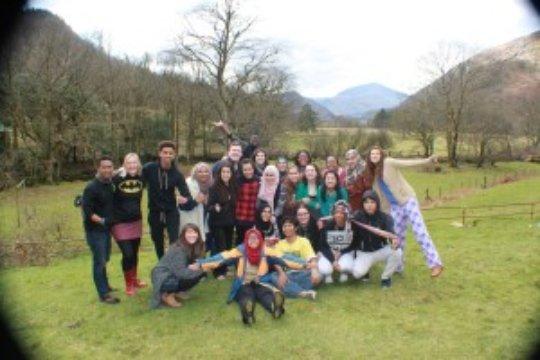 The Feb 16 international programme group!
