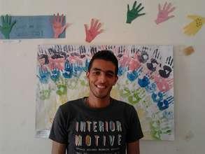 Shadi (aged 22) West Bank, Palestinian Territories