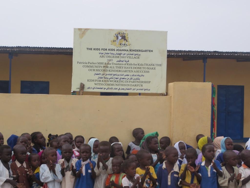Our second kindergarten opens its doors!