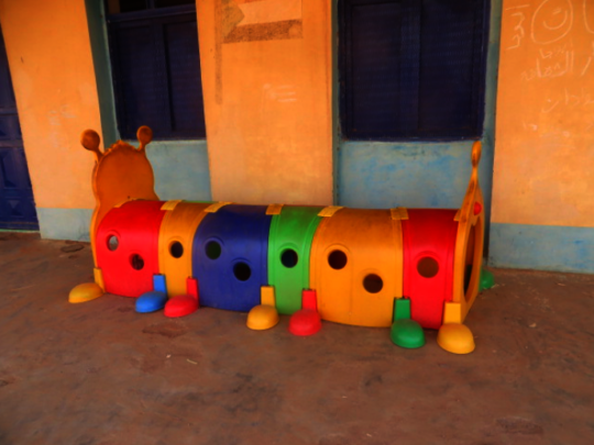 More toys at our Kindergartens!