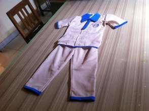 The Kids for Kids Kindergarten uniform