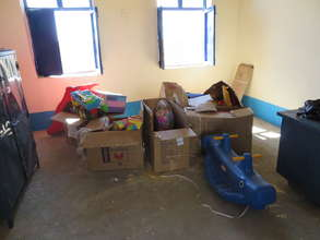 New Toys in Abu Nahla