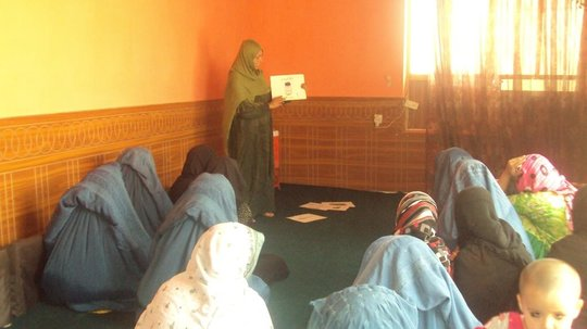 Family Planning Educational Session