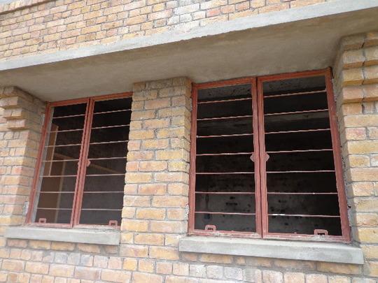 Guff School building detail