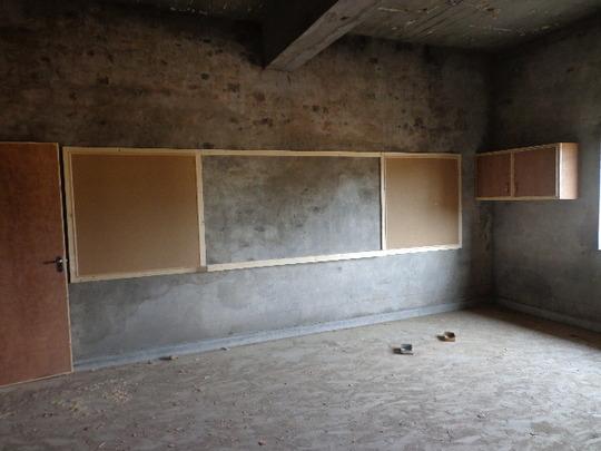 Guff School classroom