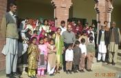 School for 250 Underprivileged Pakistani Children