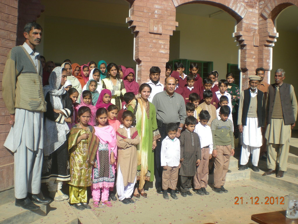 School for 250 Underprivileged Pakistani Children