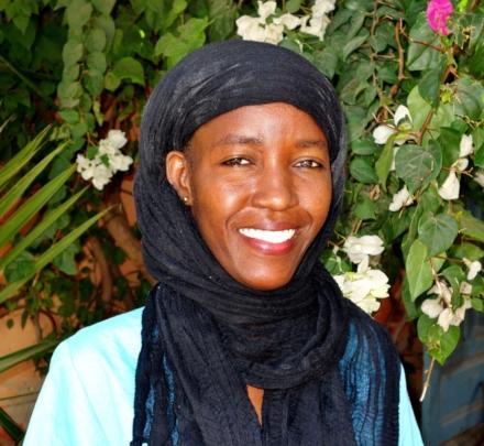 Nurse Awa Diallo
