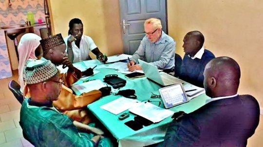 2015 - Meeting of MDG's Board of Directors