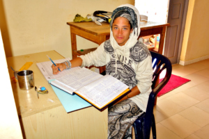 Mame Diarra completes register for new runaways