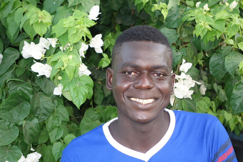 Souleymane Ndiaye, Health Care and Hygiene Aide