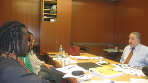 Vision and strategy group at Columbia University