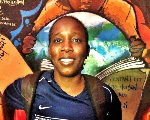 Lala Sene, sports program coordinator