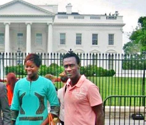 With Awa Ndour of Senegal anti-trafficking office