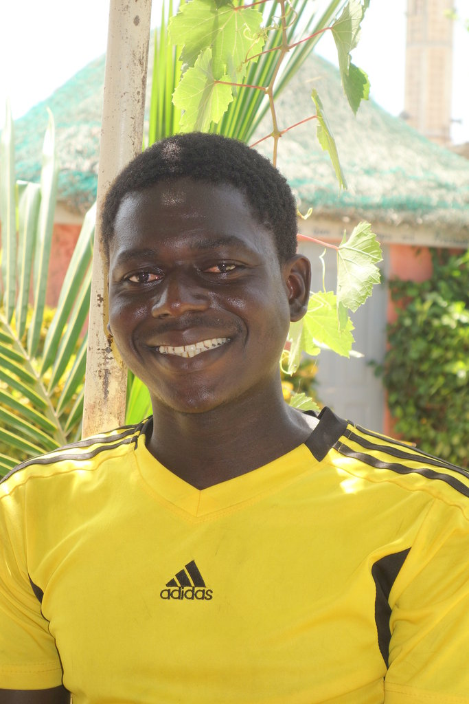 Souleymane, seeking freedom to attend school