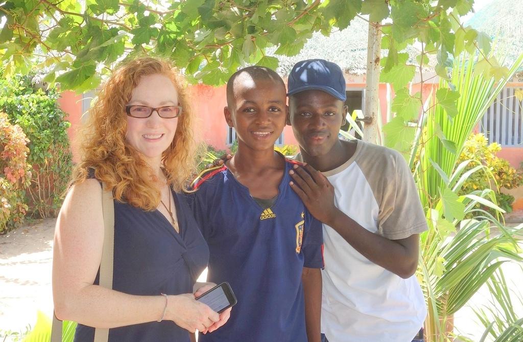Bittersweet farewell to MDG, Arouna and Sonia