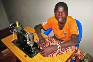 Kalidou - apprenticeship programs promise a future