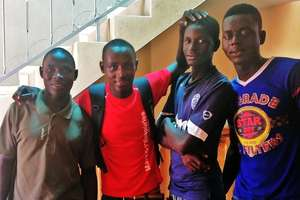 Mamadou and other talibes have become leaders