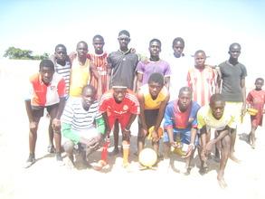 Daara Ousmane Sow's victorious senior team