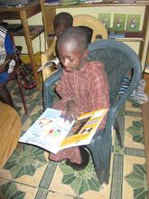 Discovering reading, in MDG's resource centre