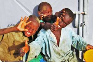Hope for begging talibe children, St-Louis Senegal
