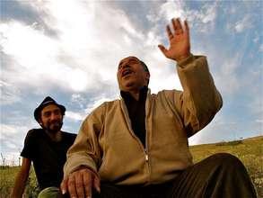 Day 3 - Abu Naji, Zajaal Poet,March Freedom Ride
